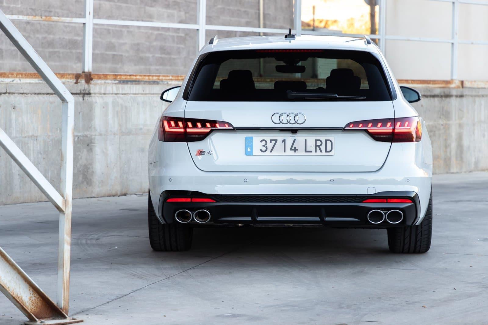 Zaga Audi S4 Avant