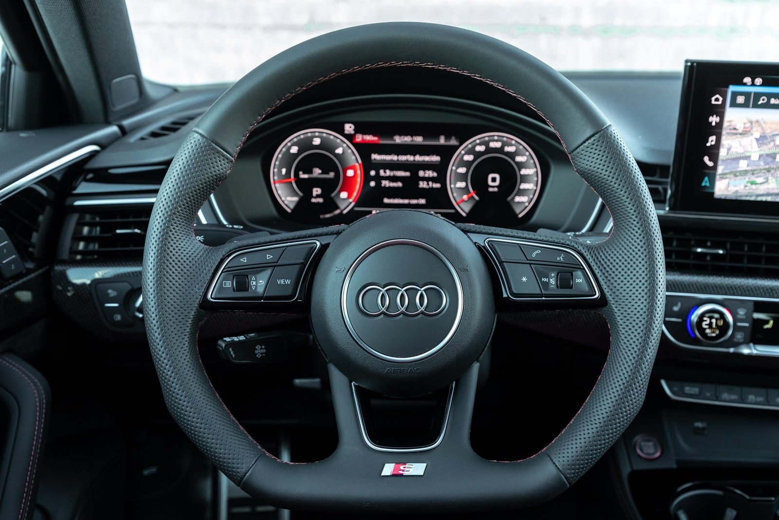 Volante Audi S4 Avant