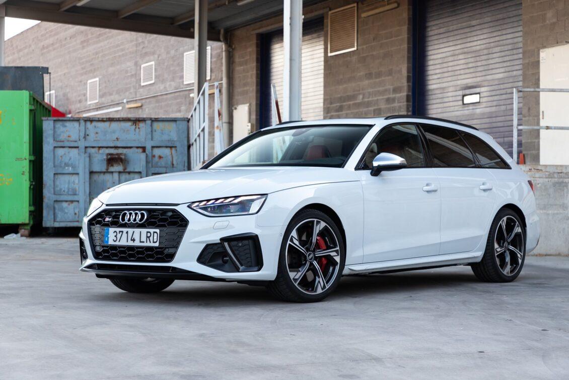 Prueba Audi S4 Avant TDI quattro 341 CV tiptronic: el V6 diésel es un tremendo acierto