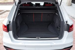 Maletero Audi S4 Avant