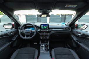 Interior Ford Kuga PHEV