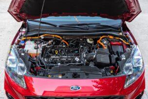 Motor Ford Kuga PHEV