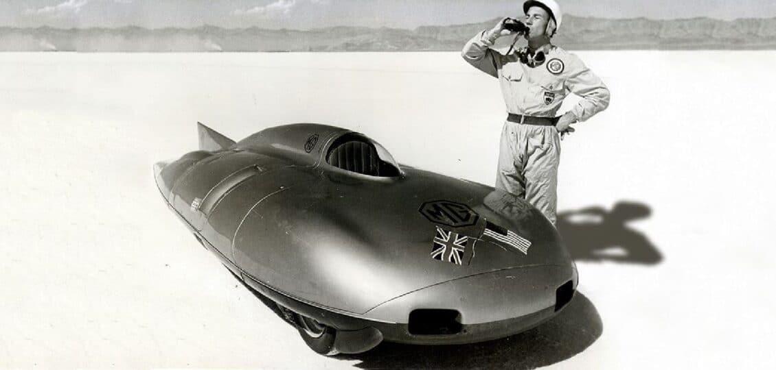 Tal día como hoy, Stirling Moss y MG Motors batían un curioso récord de velocidad