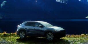Nuevas imágenes del Subaru Solterra que llegará al mercado en 2022
