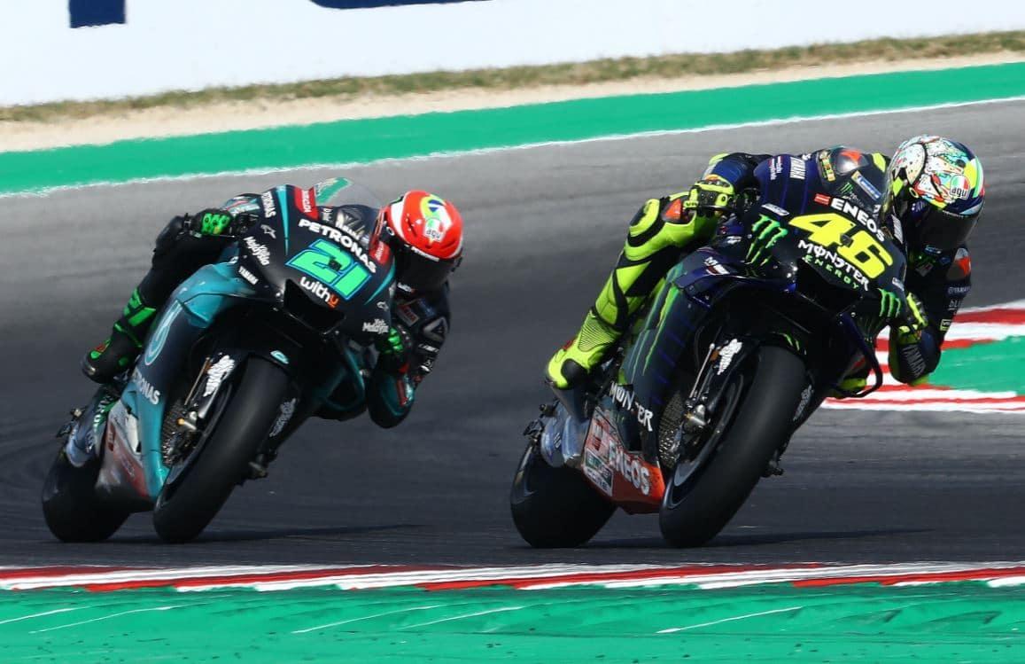 Valentino Rossi deja el motociclismo