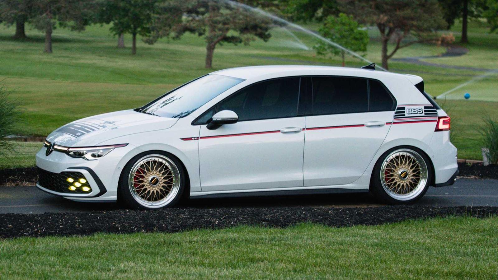 Volkswagen Golf BBS Concept