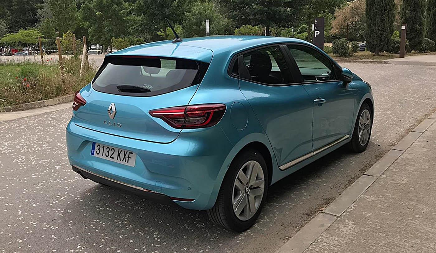 Renault clio 2021 es el mejor polivalente