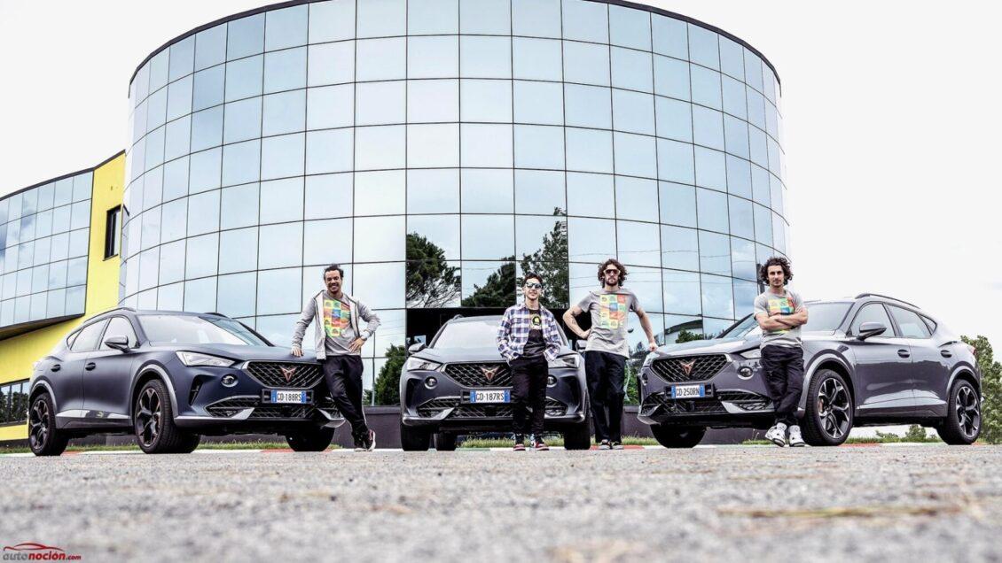 Las ventas en Italia caen un 28,1% en julio: Cupra brilla y Fiat lidera