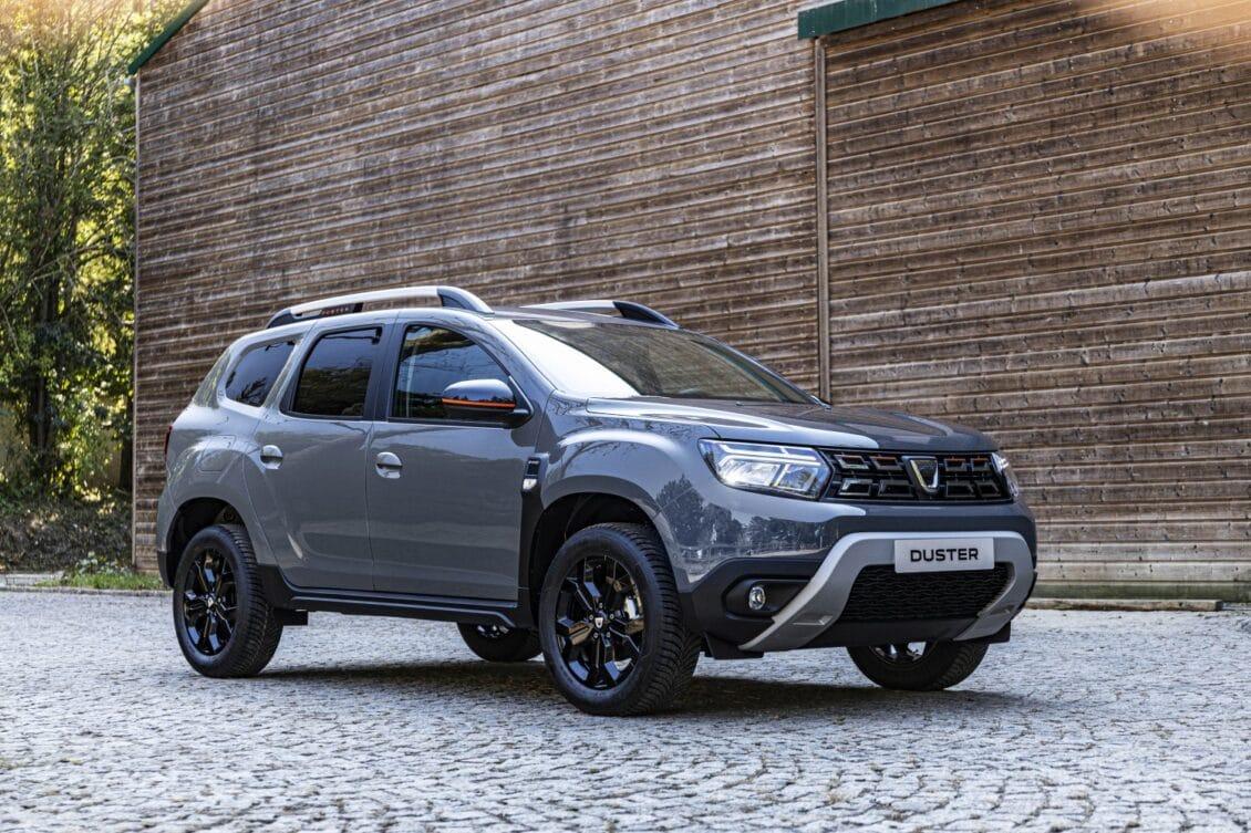 Nuevas imágenes del Dacia Duster 2022, edición Extreme incluida