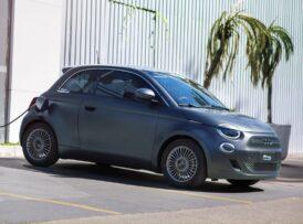 El Fiat 500e se estrena en América Latina
