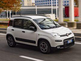 La oferta del Fiat Panda híbrido es una tentación