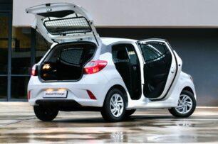 Nuevos Hyundai Atos y Grand i10 Cargo: Los comerciales urbanos