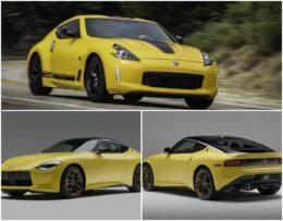 Comparativa visual: nuevo Nissan Z Vs. Nissan 370Z, tú eliges
