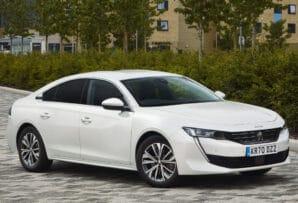El Peugeot 508 Hybrid, ahora más barato