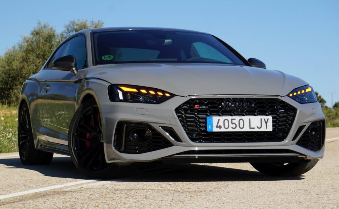 Prueba Audi RS 5 Coupé 450 CV Quattro: Un canalla sencillamente espectacular