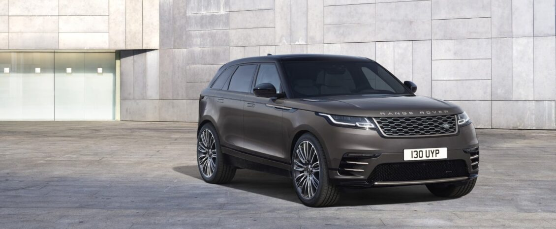 Nuevo Range Rover Velar «Auric Edition»