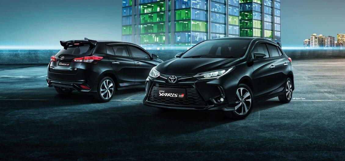 El Toyota Yaris GR-Sport no siempre mola: Aquí la versión para países emergentes
