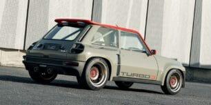 Más detalles e imágenes del Renault Turbo 3, una bestia de más de 400 CV