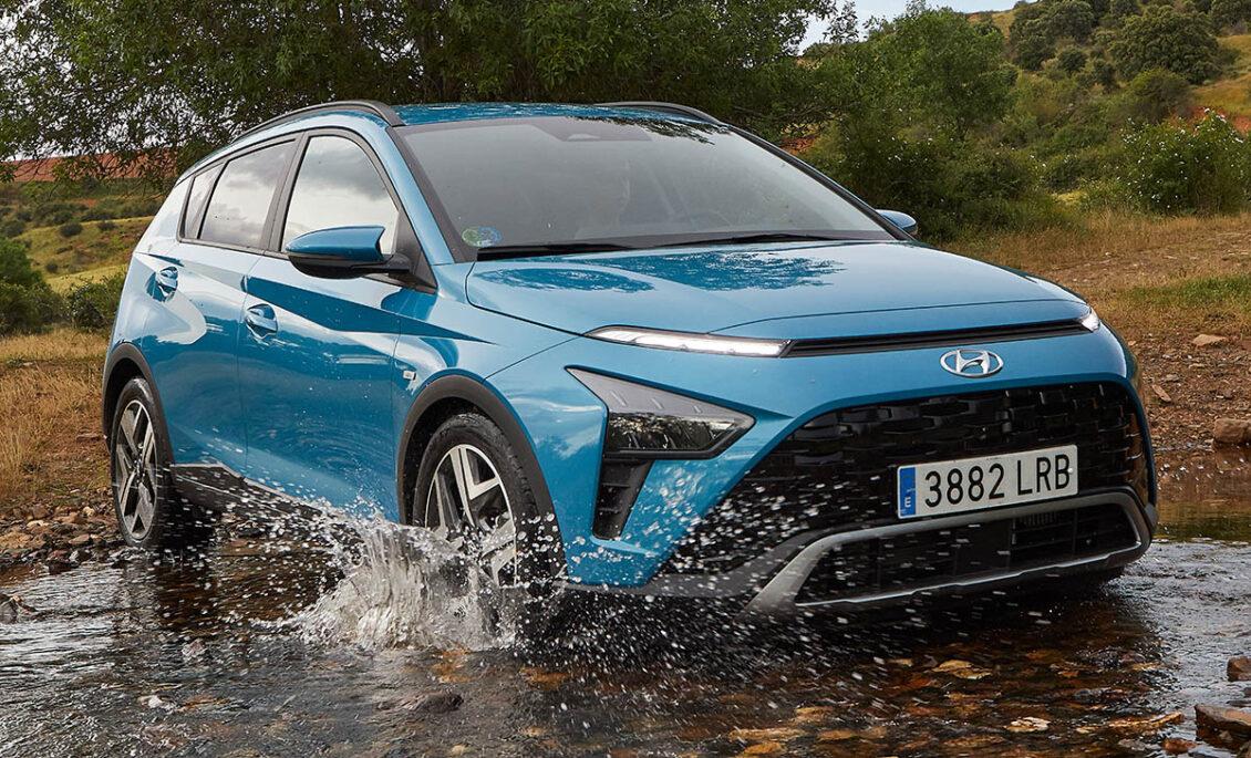 La oferta del Hyundai Bayon te sorprenderá: Menos de 13.000 €