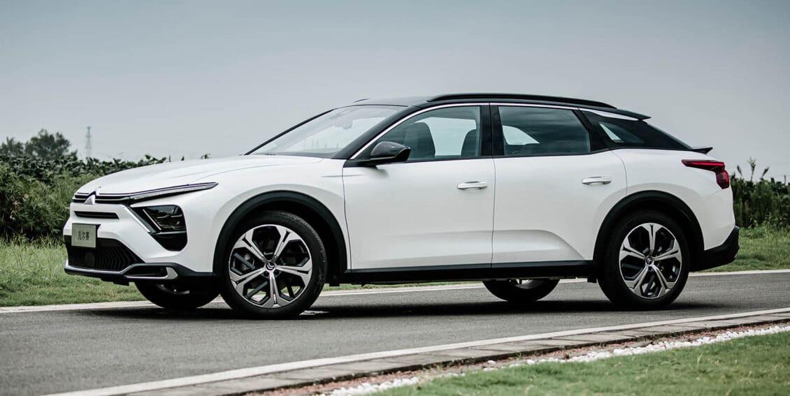 El Citroën C5 X ya tiene precios en Francia; algo caro