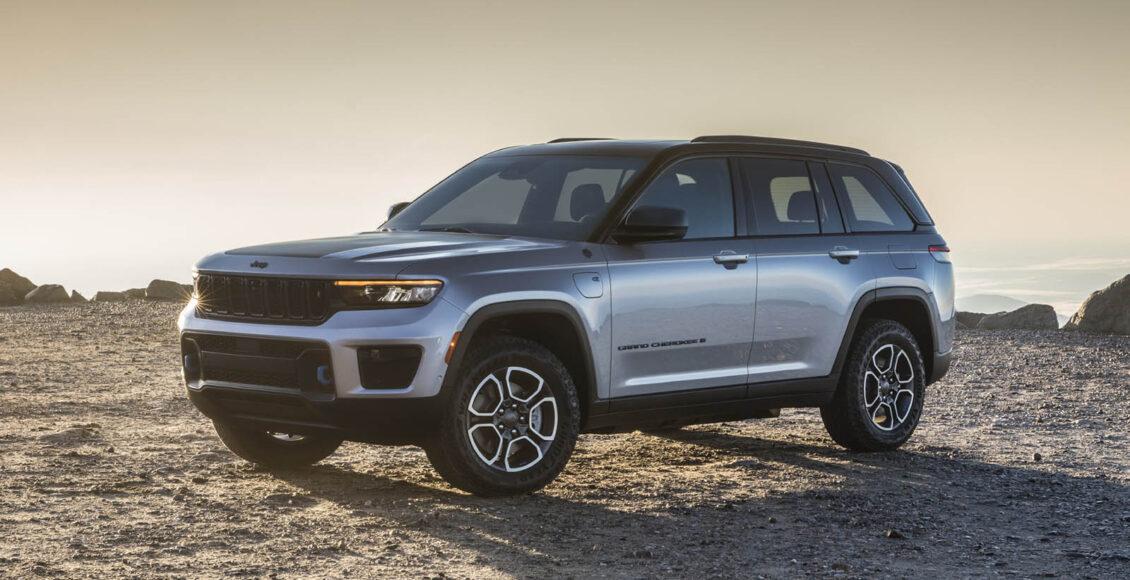 Oficial: Nuevo Jeep Grand Cherokee