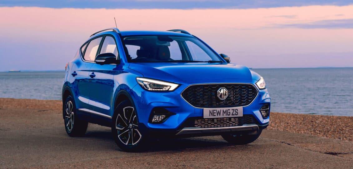 El MG ZS europeo pronto tendrá versión de gasolina