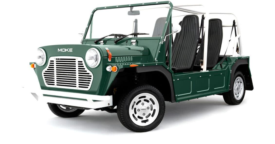 El MINI Moke se fabricará en el Reino Unido