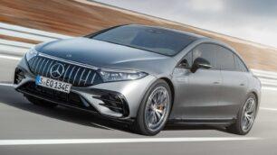 Así es el Mercedes-AMG EQS, un eléctrico de Affalterbach que nos hace añorar la gasolina
