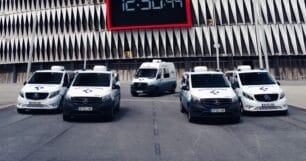 España ya tiene la flota de ambulancias eléctricas más grande de Europa: ¿Locura o genialidad?