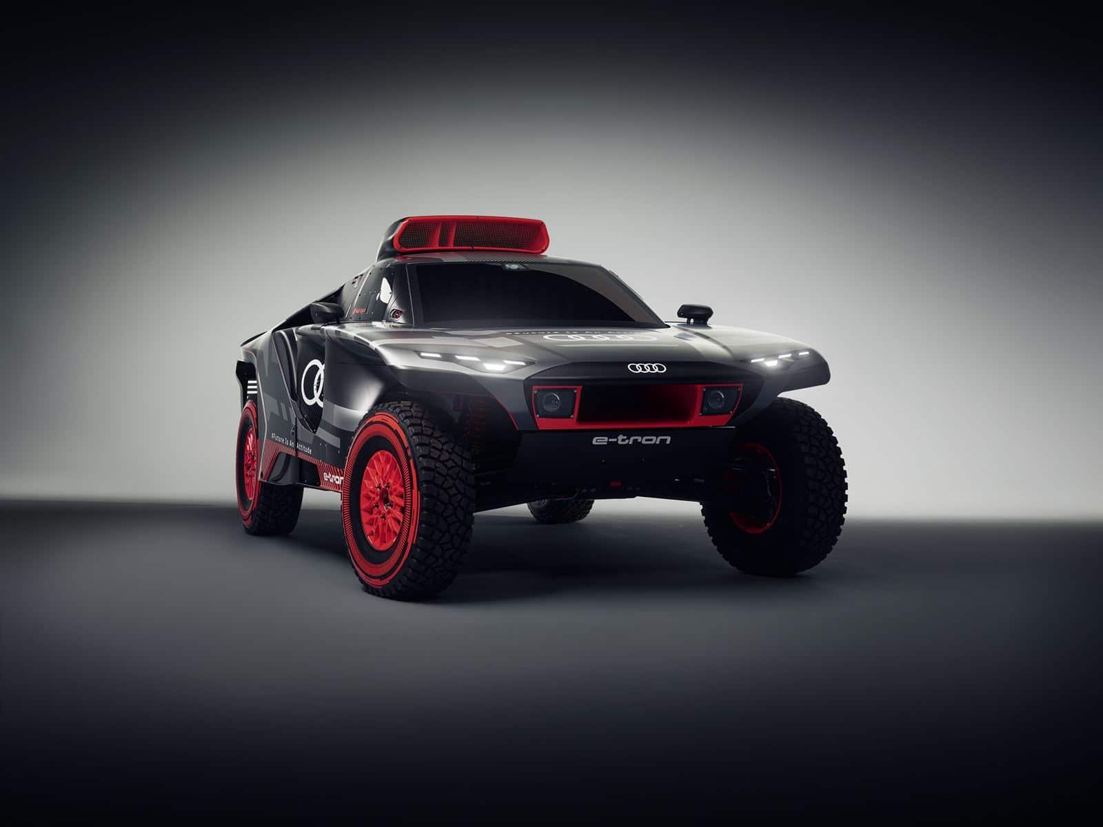 Audi en el Dakar 2022