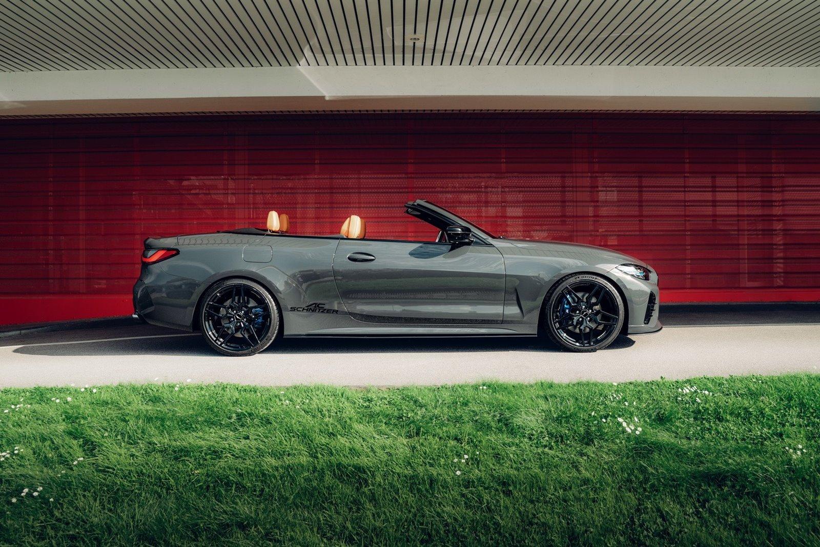 Gran atractivo para el BMW Serie 4 Cabrio de AC Schnitzer