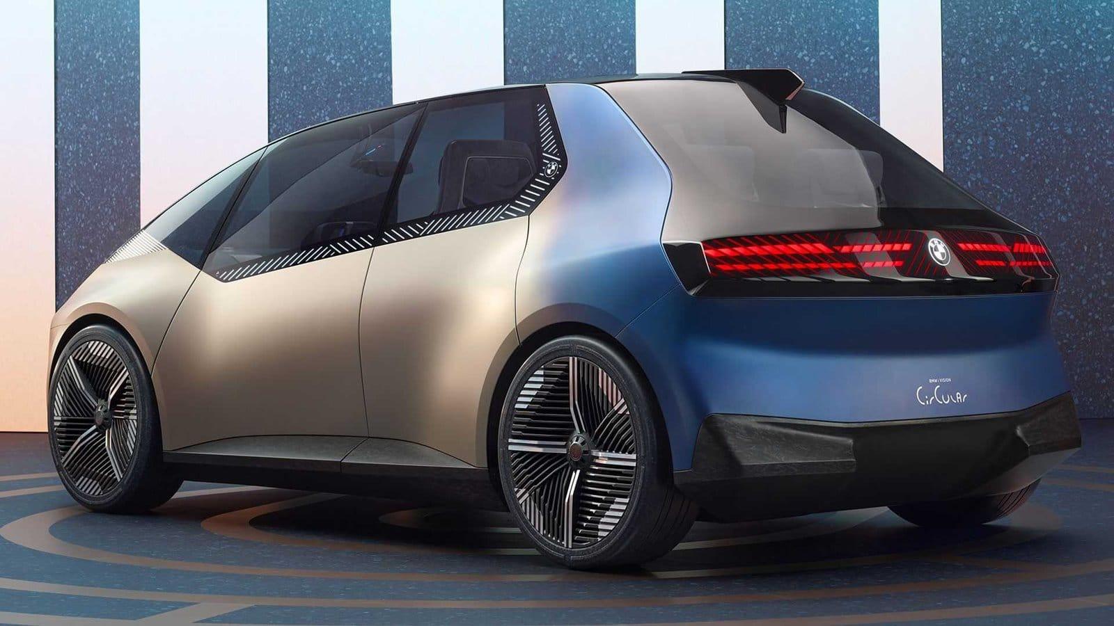 Particular diseño para el BMW i Vision Circular Concept