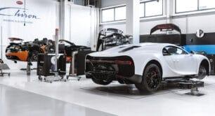 ¿Cuánto cuesta el mantenimiento de un Bugatti Chiron Pur Sport? Ojo a las cifras...