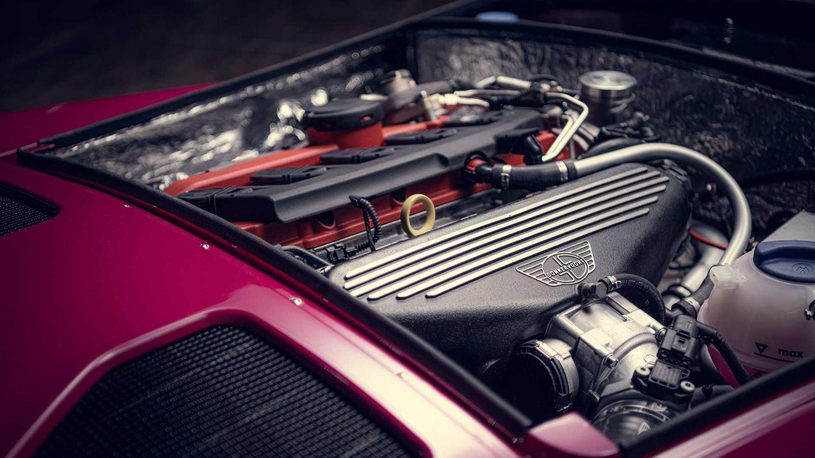 motor Donkervoort D8 GTO