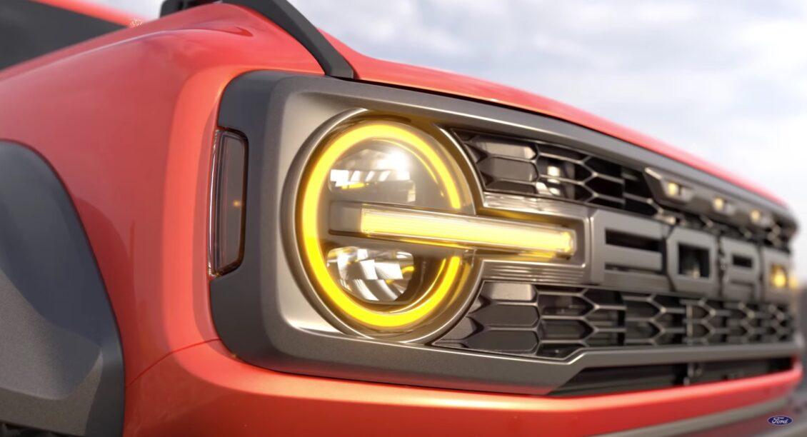 ¡Confirmado! Veremos un Ford Bronco Raptor y esto es lo que sabemos