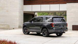 Nuevos acabados para el Ford Expedition 2022