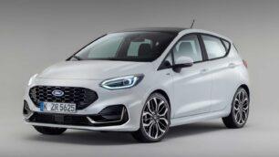 Así es el renovado Ford Fiesta y estas son sus mejoras y novedades