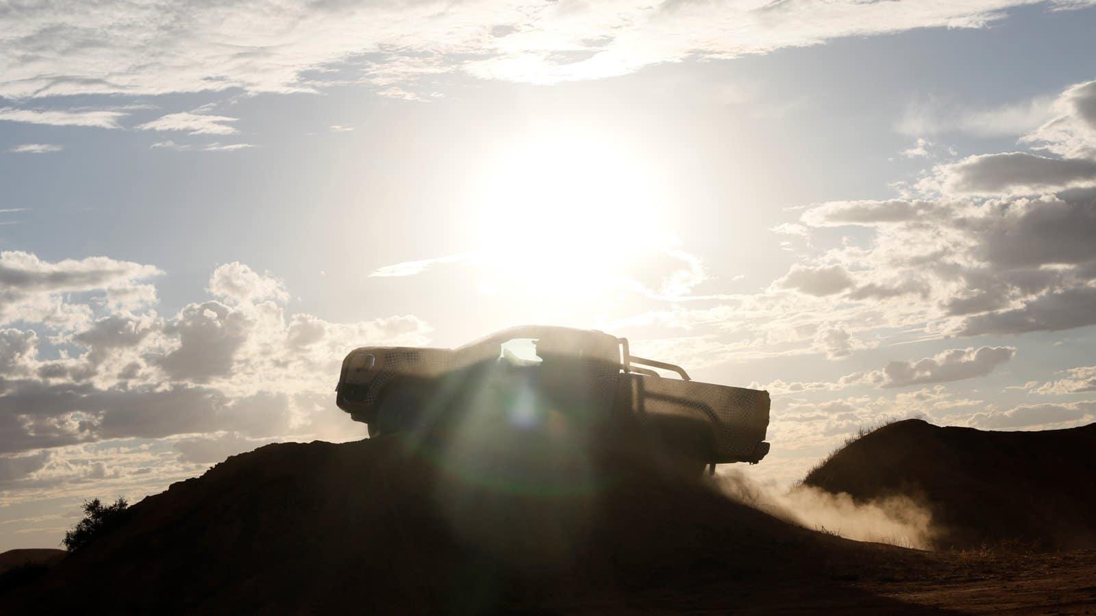 El Ford Ranger 2022 se desvelará a finales de año