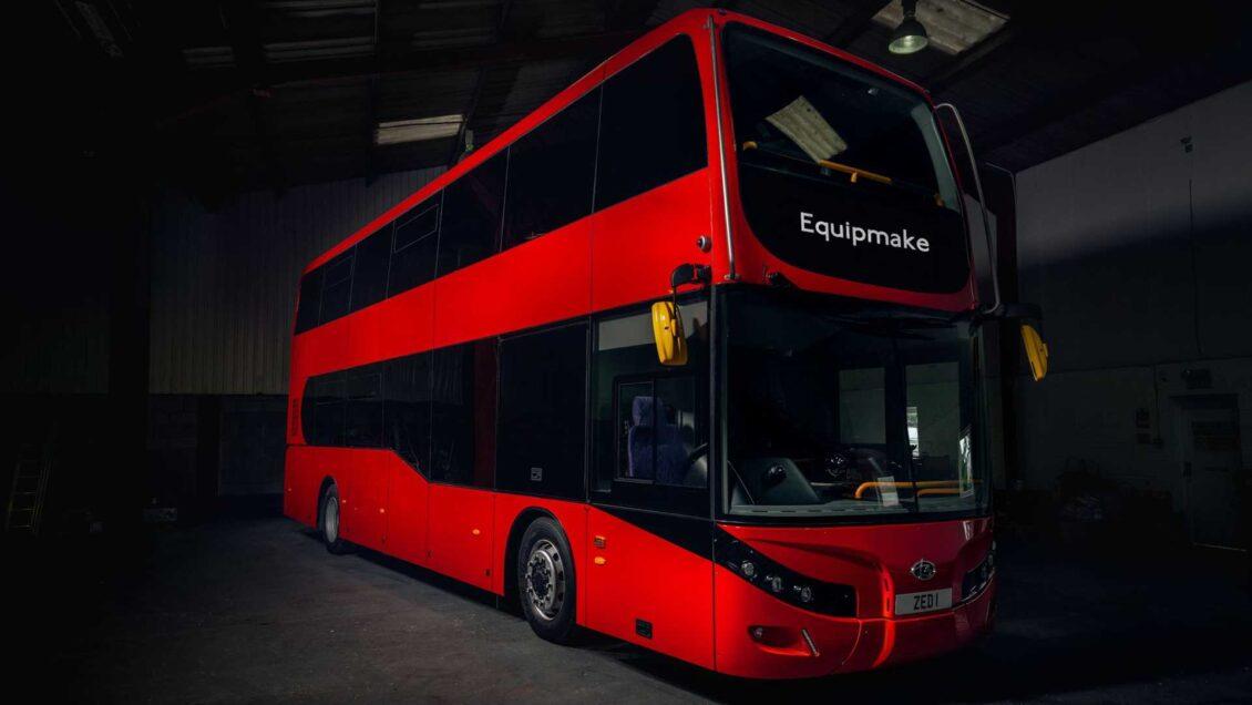Este autobús eléctrico llegará en 2022 y ha nacido en España