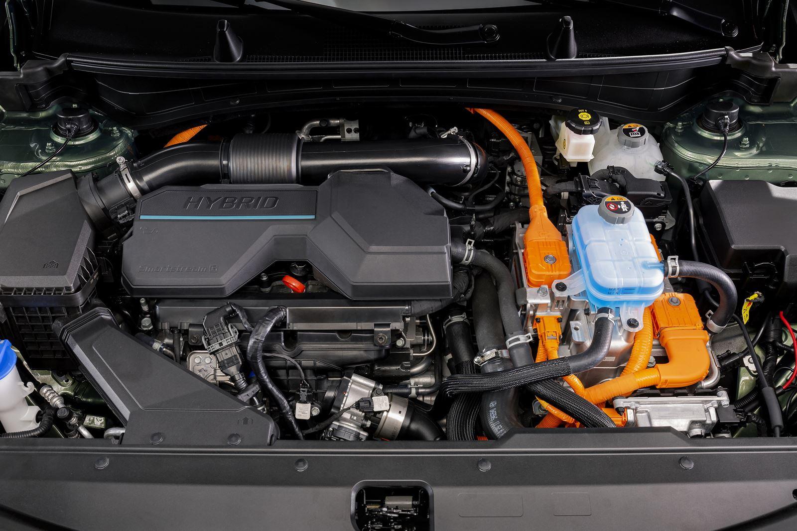 nuevo Kia Sportage Hybrid