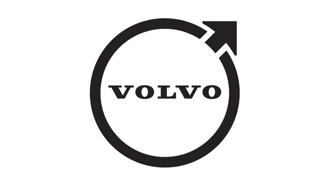 Así es el nuevo logotipo de Volvo ¿Cuándo lo veremos?