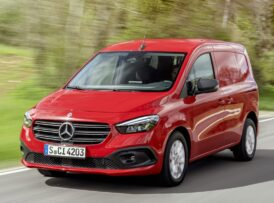 Llega el Mercedes Citan Furgón al mercado español