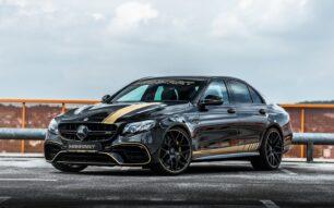 ¿A quién le disgustarían más de 800 CV en su Mercedes-AMG E 63 S 4MATIC+?