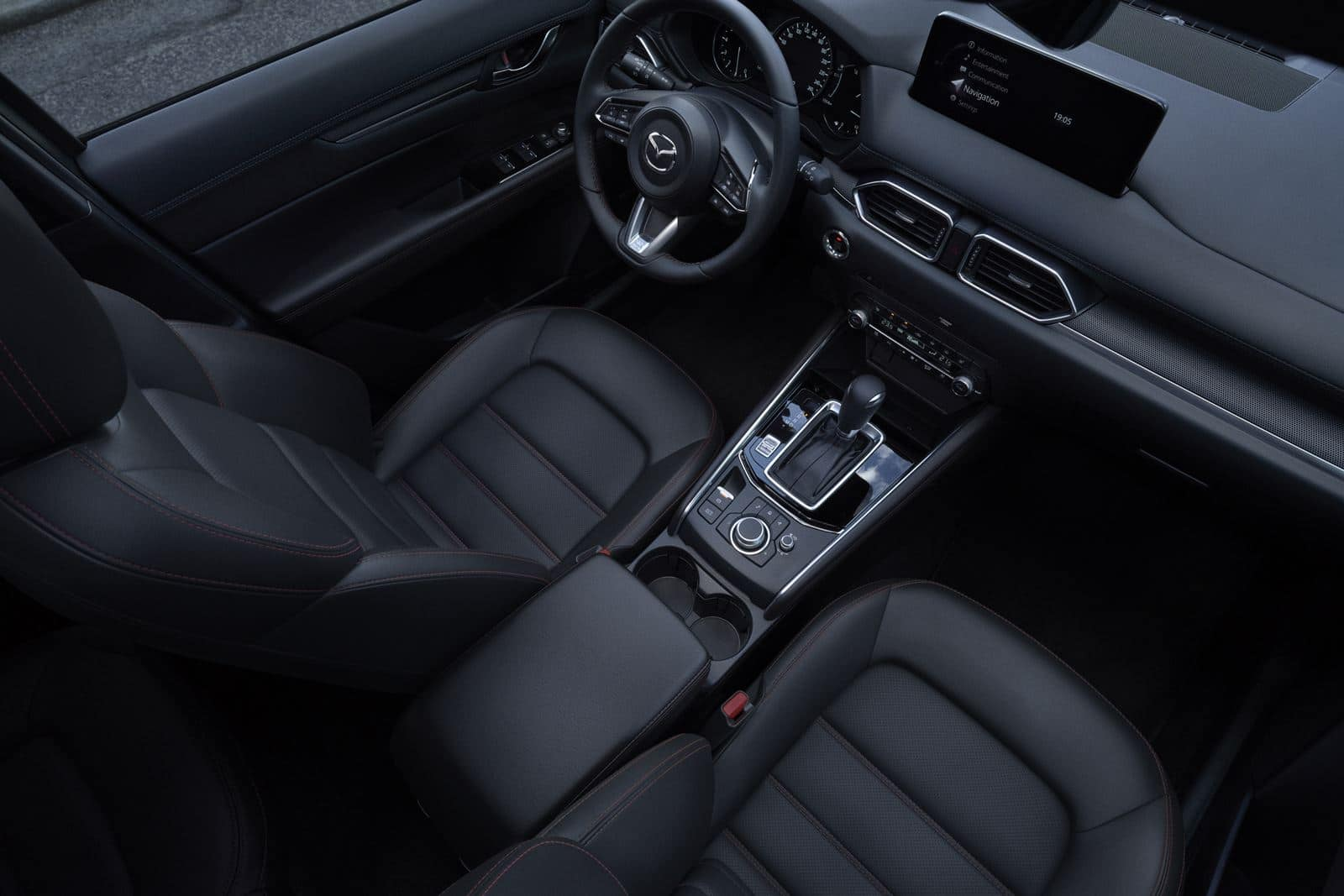 Mazda CX-5 2022 interior