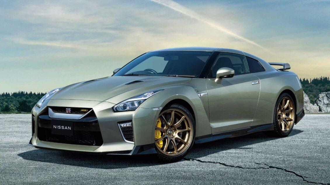 Así es el Nissan GT-R 2022: de momento no lo verás por aquí