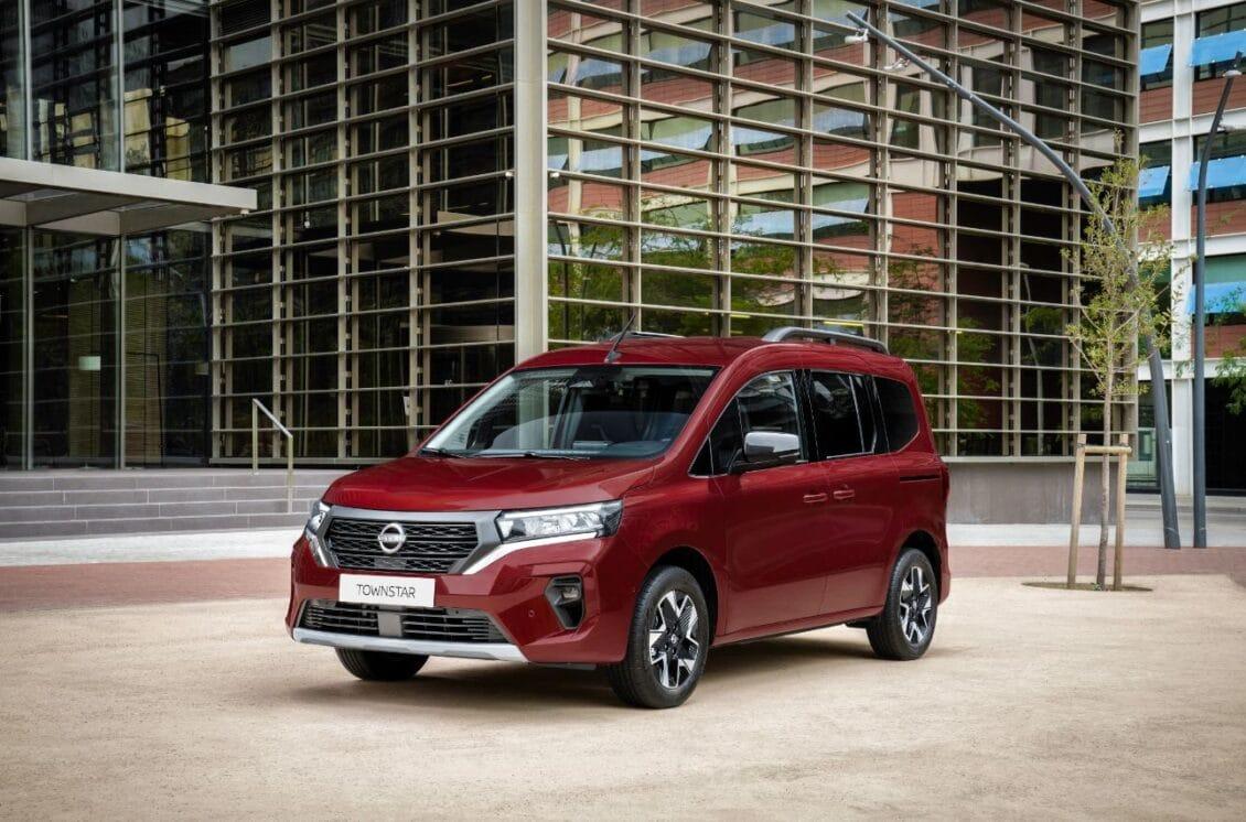 Así es la nueva Nissan Townstar, seguro que te suena…