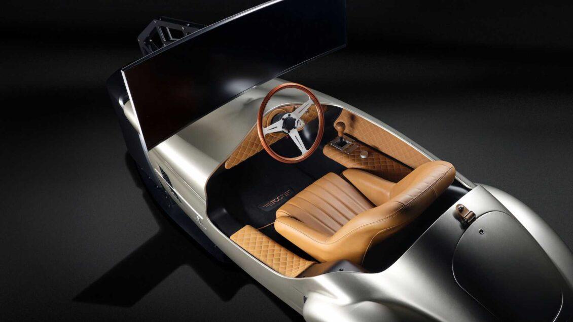 Te encantaría tener este simulador de Pininfarina, si tu bolsillo te lo permitiese…