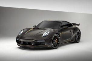 Si buscas un Porsche 911 Turbo S rico en fibra, ve preparando 138.000 euros