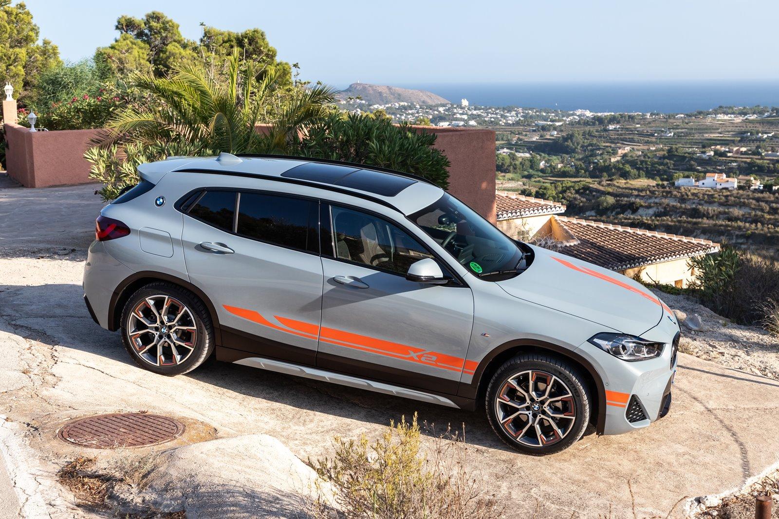 Nos ponemos al volante del BMW X2 sDrive18d Aut. M Mesh Edition