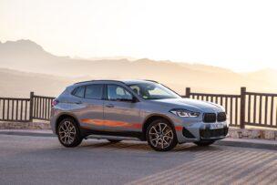 Prueba BMW X2 sDrive18d Aut. M Mesh Edition: frugal en consumos y muy llamativo